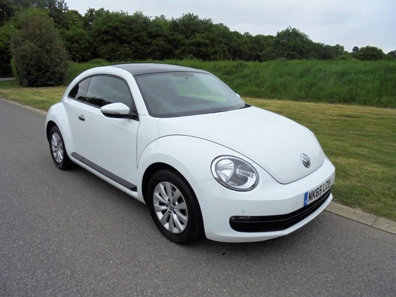 used VW Beetle TSI 1.2 Manual in surrey