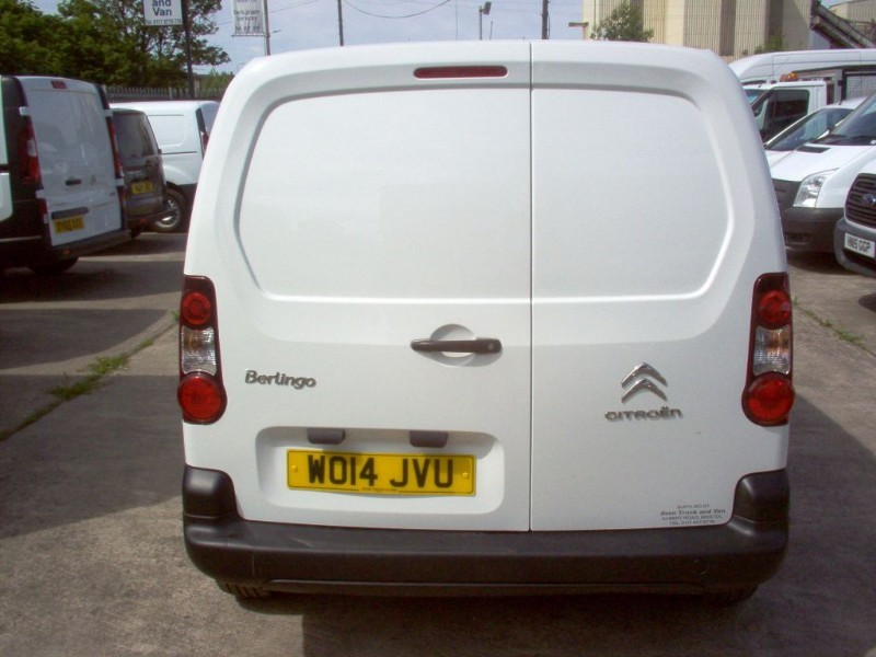 citroen berlingo van owners manual