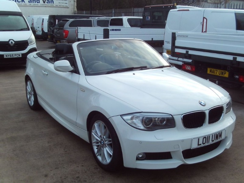 used BMW 123d M SPORT in bristol