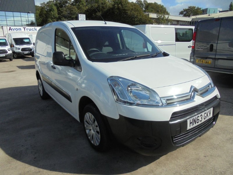 used Citroen Berlingo 850 ENTERPRISE L1 HDI in bristol