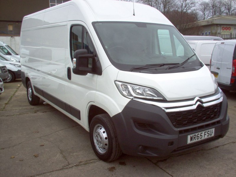 used Citroen Relay 35 L3H2 ENTERPRISE HDI in bristol
