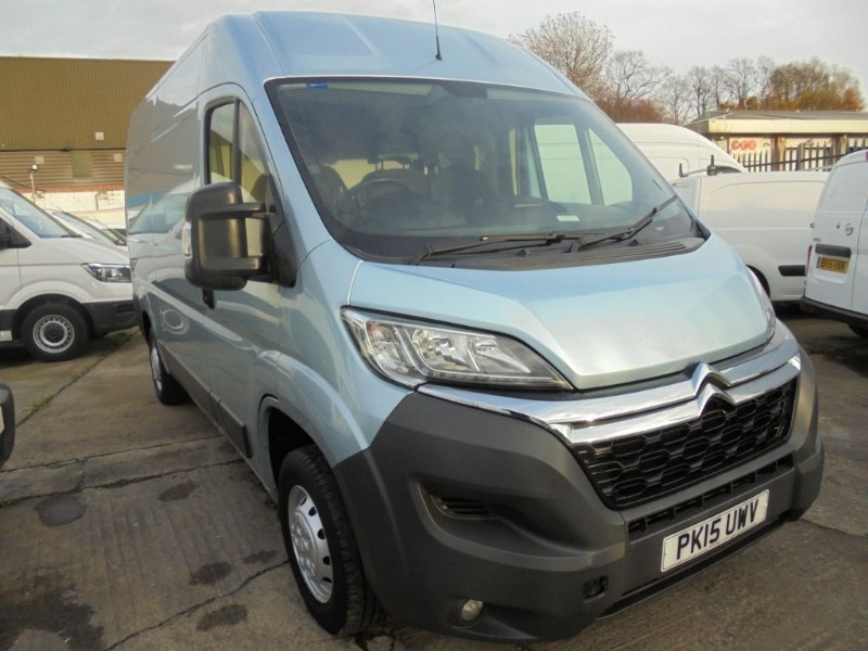 used Citroen Relay 35 L2H2 ENTERPRISE HDI in bristol