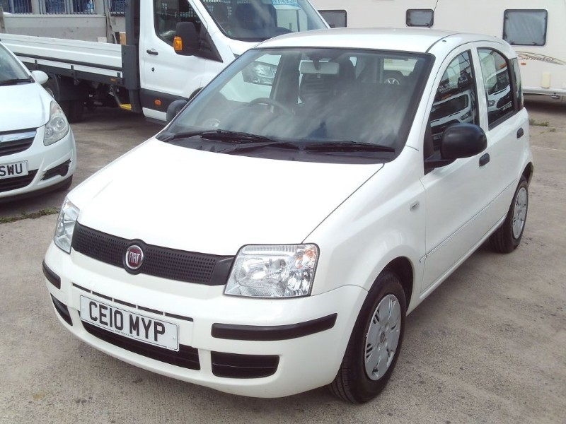 used Fiat Panda ACTIVE ECO in bristol