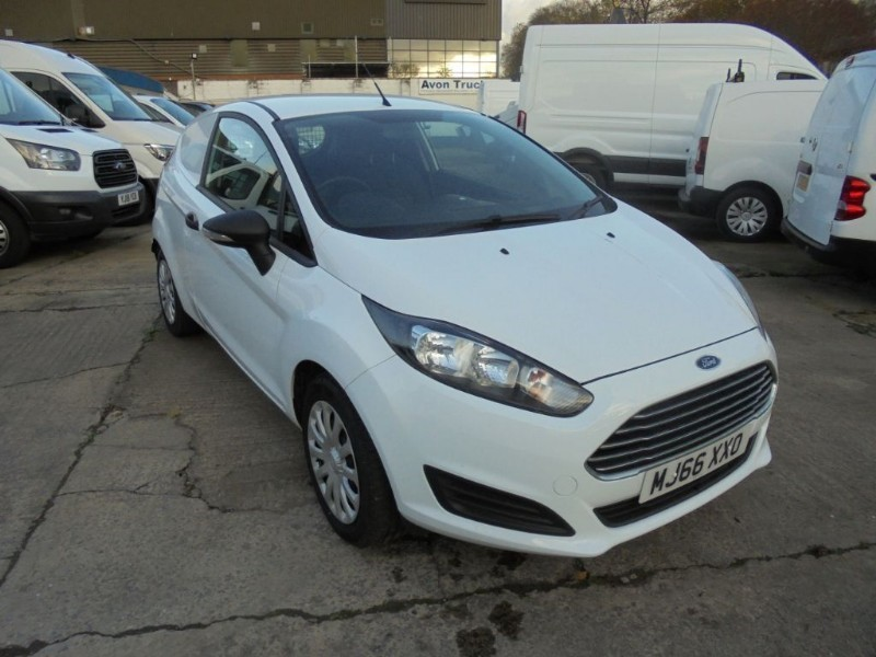used Ford Fiesta BASE TDCI in bristol