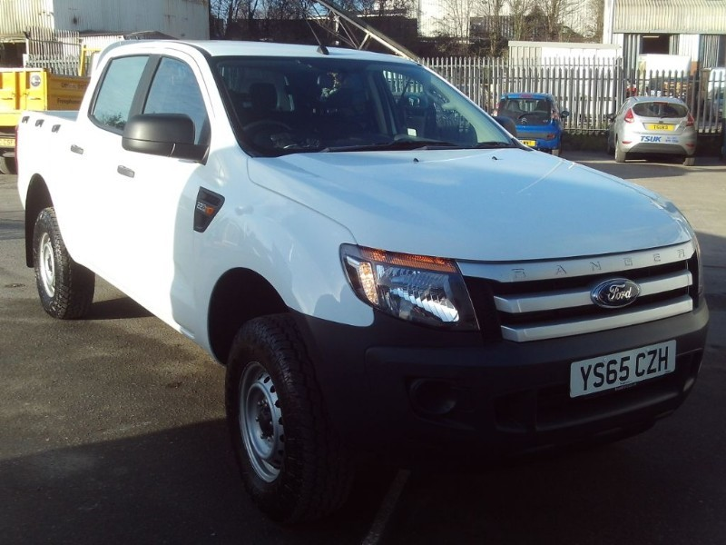 used Ford Ranger XL 4X4 DCB TDCI in bristol
