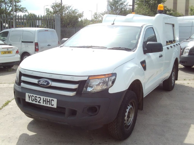 used Ford Ranger XL 4X4 S/C TDCI in bristol