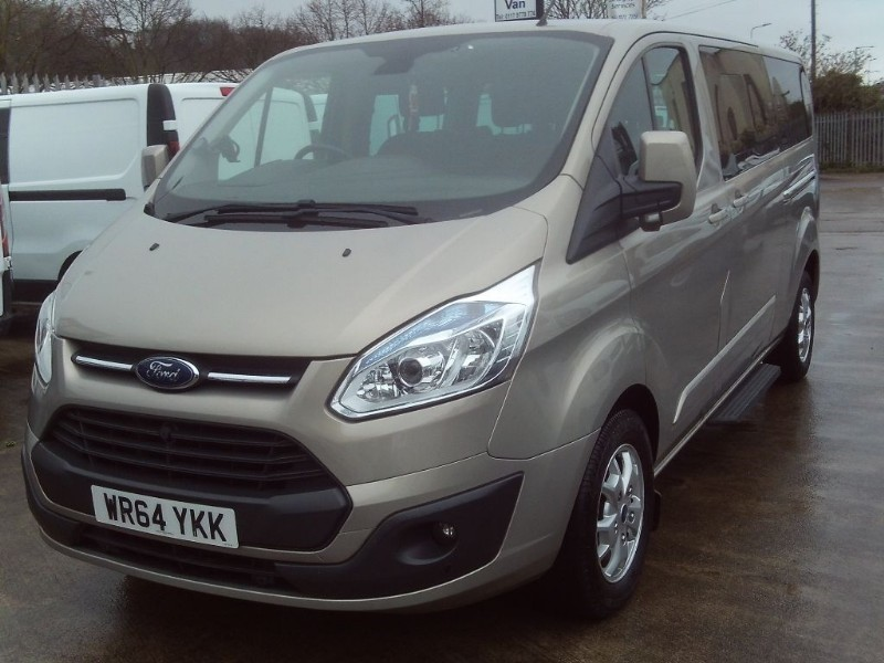 used Ford Tourneo Custom 300 LIMITED TDCI in bristol