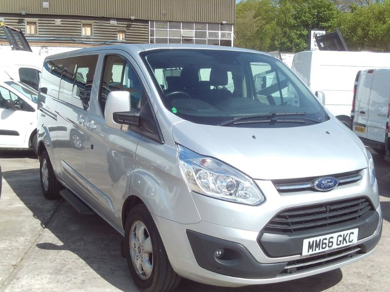 used Ford Tourneo Custom 310 TITANIUM TDCI in bristol