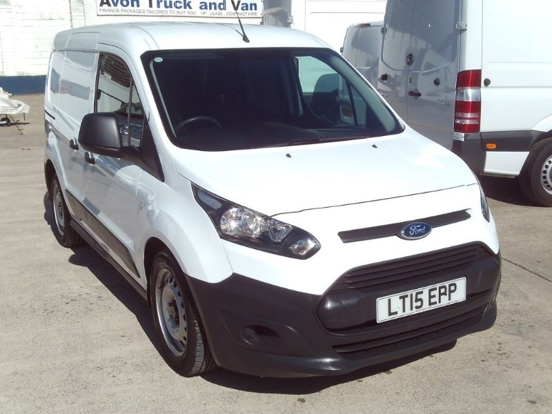 used Ford Transit Connect 220 CREW VAN in bristol