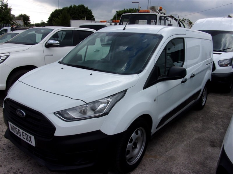 used Ford Transit Connect 210 BASE TDCI in bristol