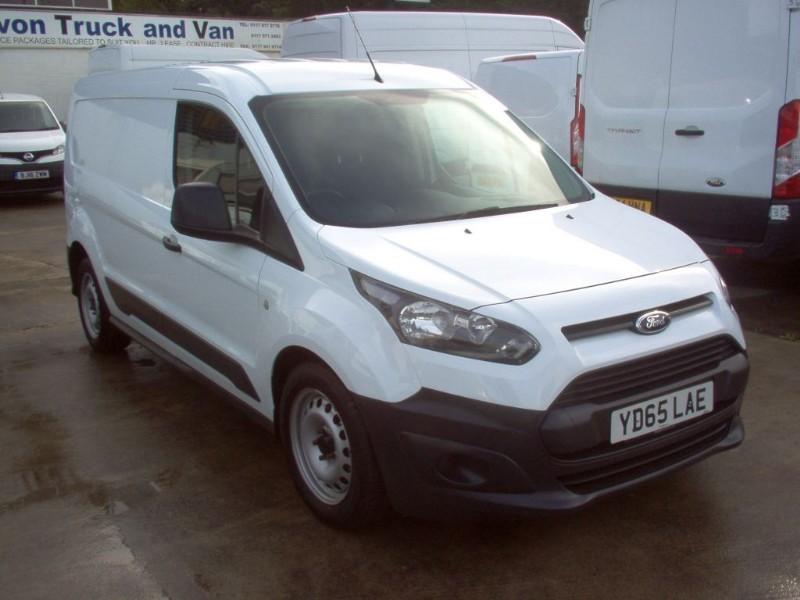 used Ford Transit Connect 210 P/V L2 in bristol