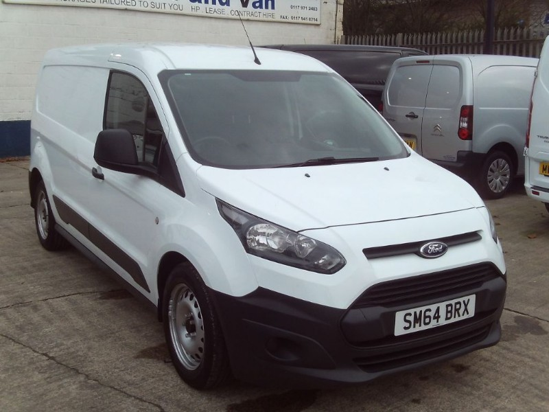 used Ford Transit Connect 210 P/V in bristol