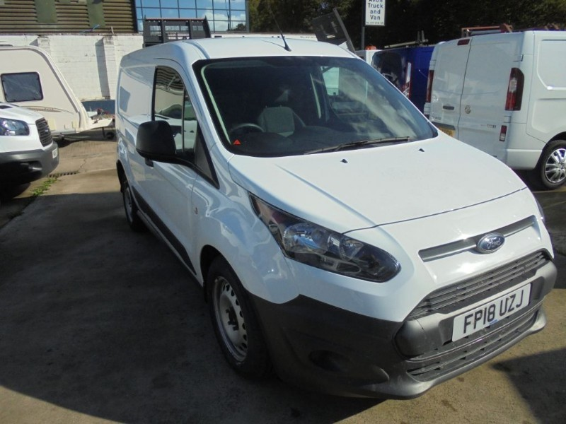 used Ford Transit Connect 220 P/V in bristol