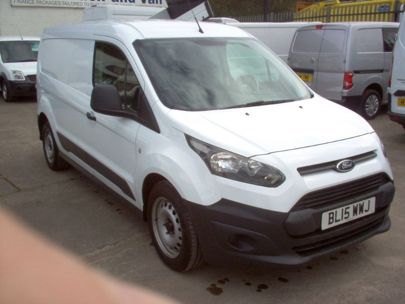 used Ford Transit Connect 240 P/V in bristol