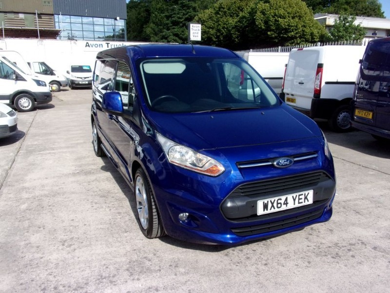 used Ford Transit Connect 240 LIMITED P/V in bristol