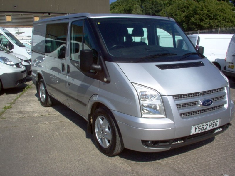 used Ford Transit 280 LIMITED LR DCB in bristol