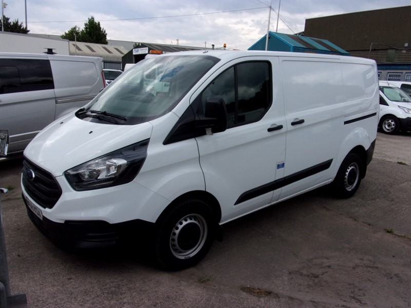 used Ford Transit Custom 300 BASE P/V L1 H1 in bristol