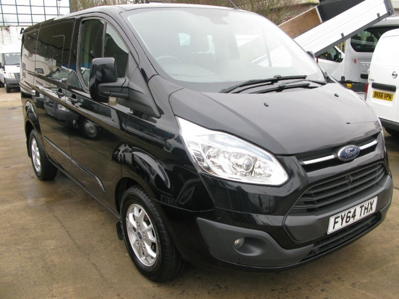 used Ford Transit Custom 290 LIMITED Double Cab in bristol