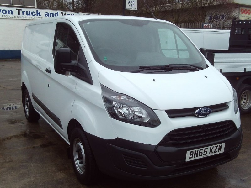 used Ford Transit Custom 290 LR P/V in bristol