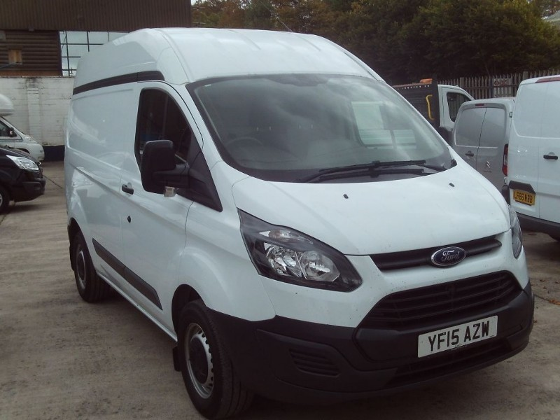 used Ford Transit Custom 290 L1H2 in bristol