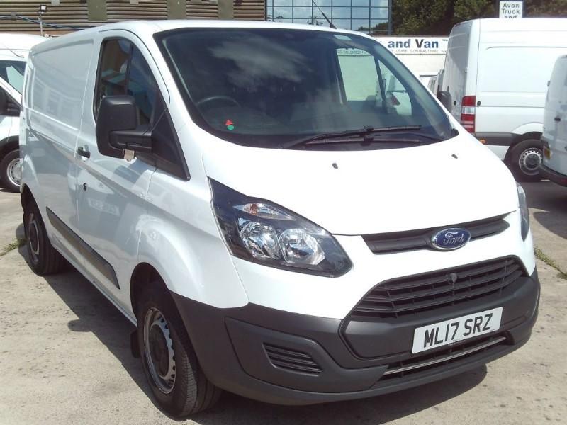 used Ford Transit Custom 290 LR P/V in bristol