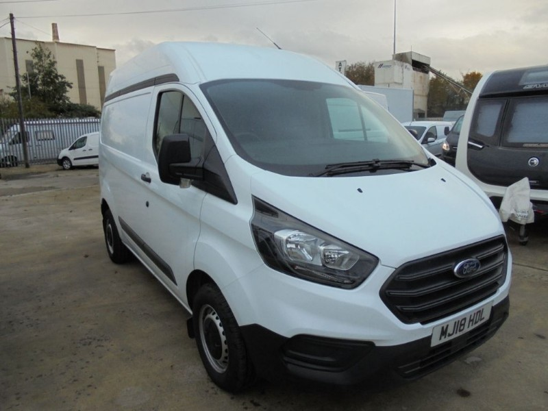 used Ford Transit Custom 300 BASE P/V L1 H2 in bristol