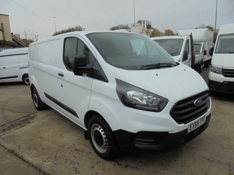 used Ford Transit Custom 340LEADER in bristol