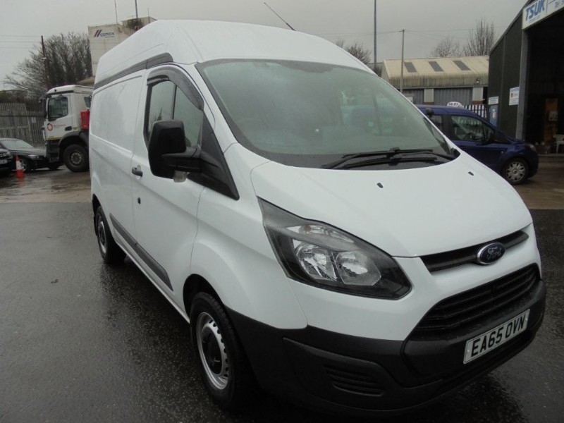 used Ford Transit Custom 270 High Roof in bristol