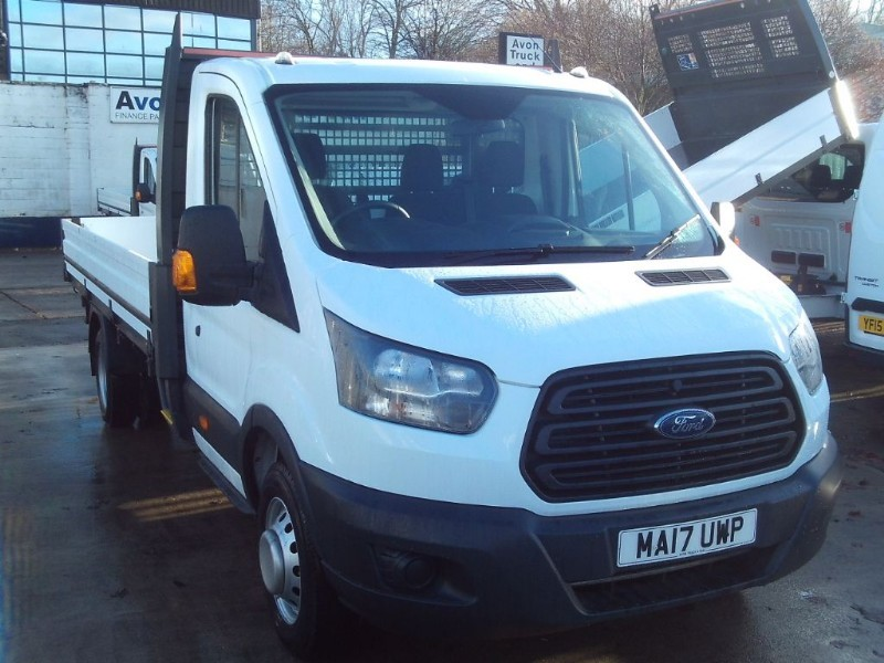 used Ford Transit 350 L5 4M DROPSIDE in bristol