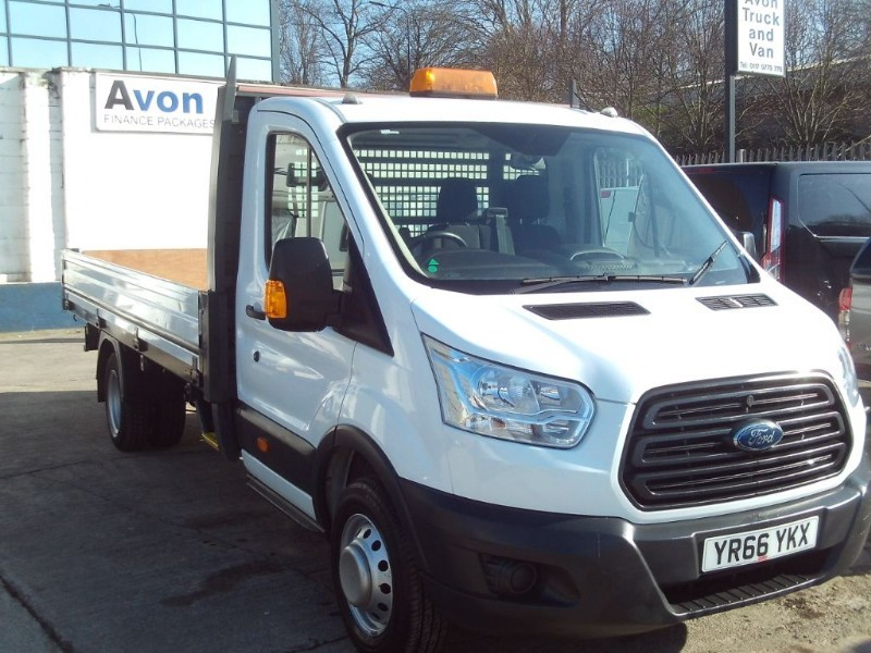 used Ford Transit 350 L4 DROPSDE in bristol