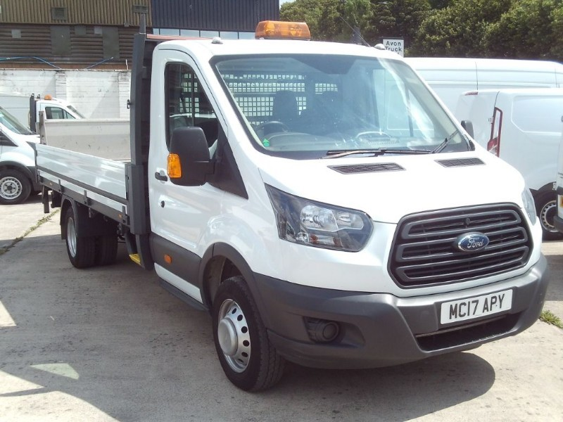 used Ford Transit 350 L5 Dropside with Tailift in bristol