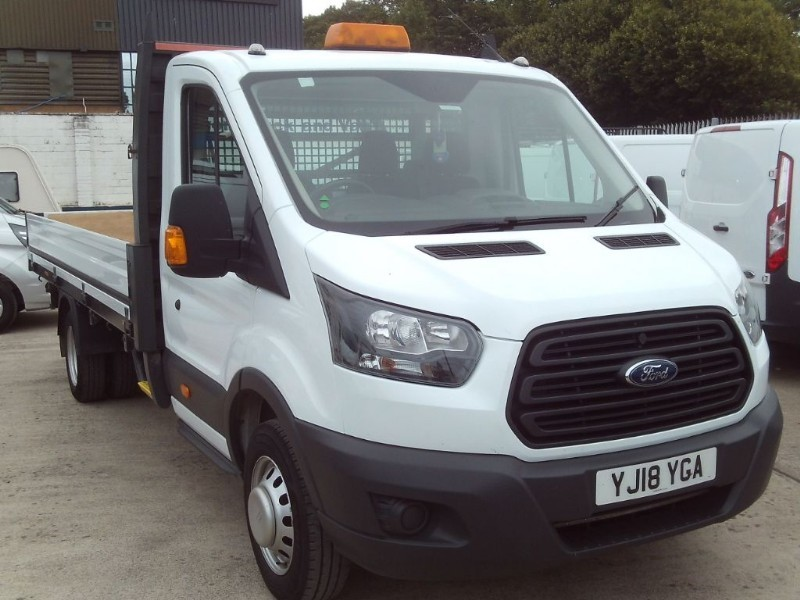 used Ford Transit 350 L5 C/C in bristol