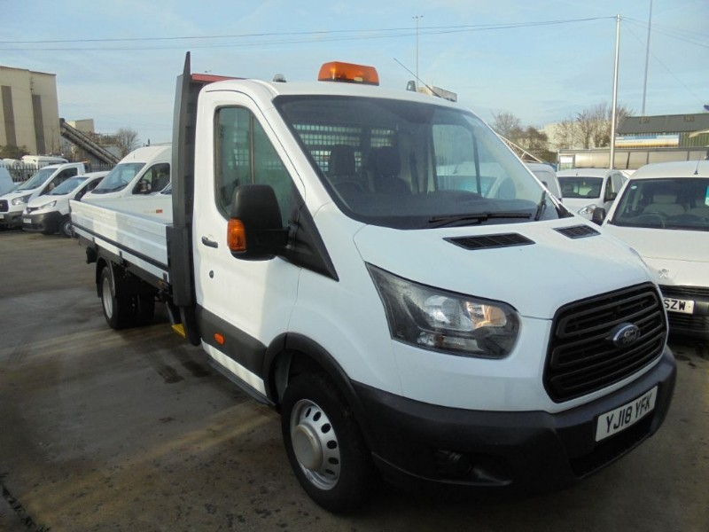 used Ford Transit 350 L5 DROPSIDE in bristol