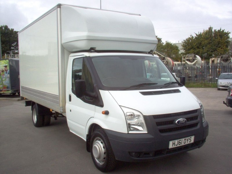used Ford Transit 350 E/F DRW in bristol