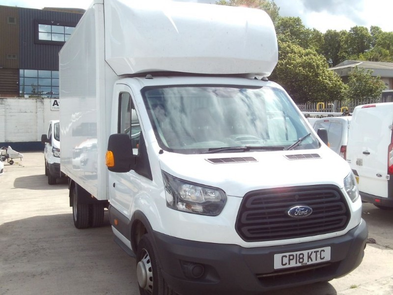 used Ford Transit 350 L5 LUTON/TAILIFT in bristol