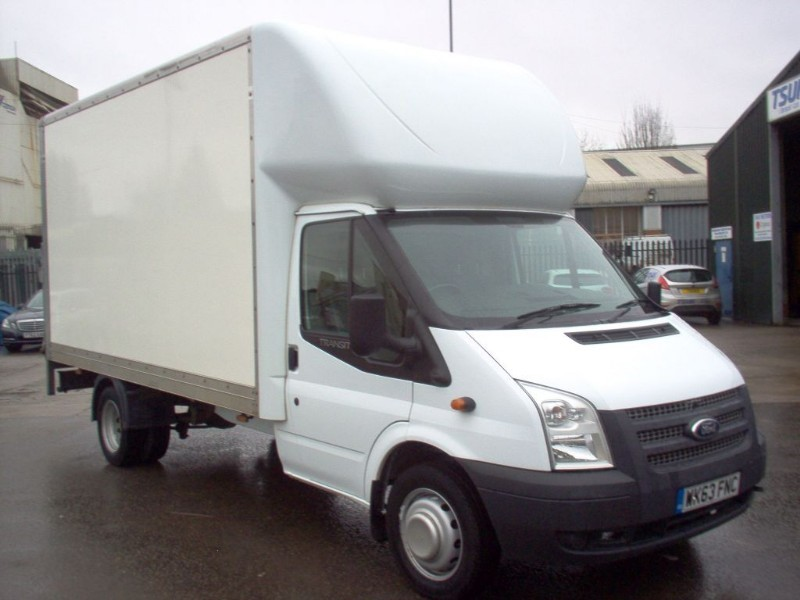 used Ford Transit 350 DRW in bristol