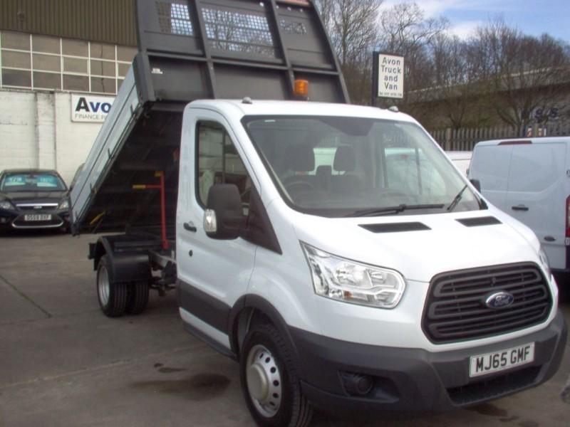 used Ford Transit 350 C/C DRW in bristol