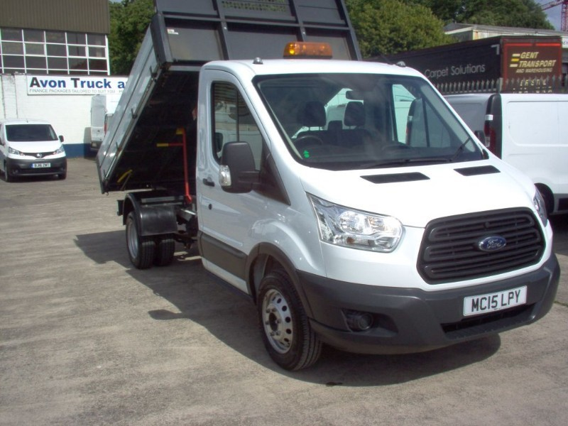 used Ford Transit 350 TIPPER in bristol