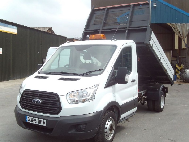 used Ford Transit 350 C/C DRW in bristol