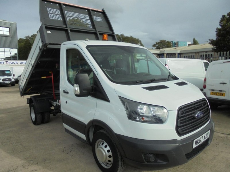 used Ford Transit 350 L2 TIPPER in bristol