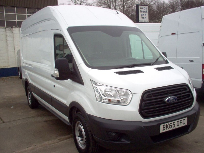 used Ford Transit 350 H/R P/V in bristol