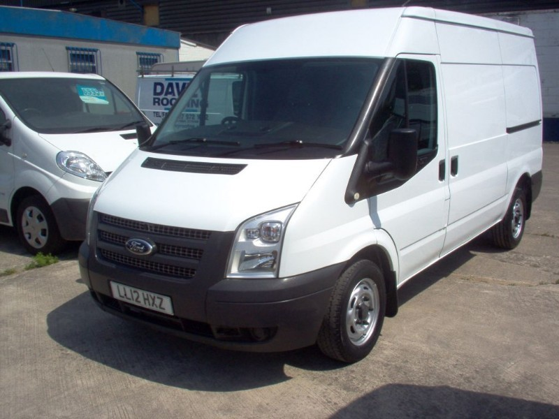 used Ford Transit 280 MWB in bristol