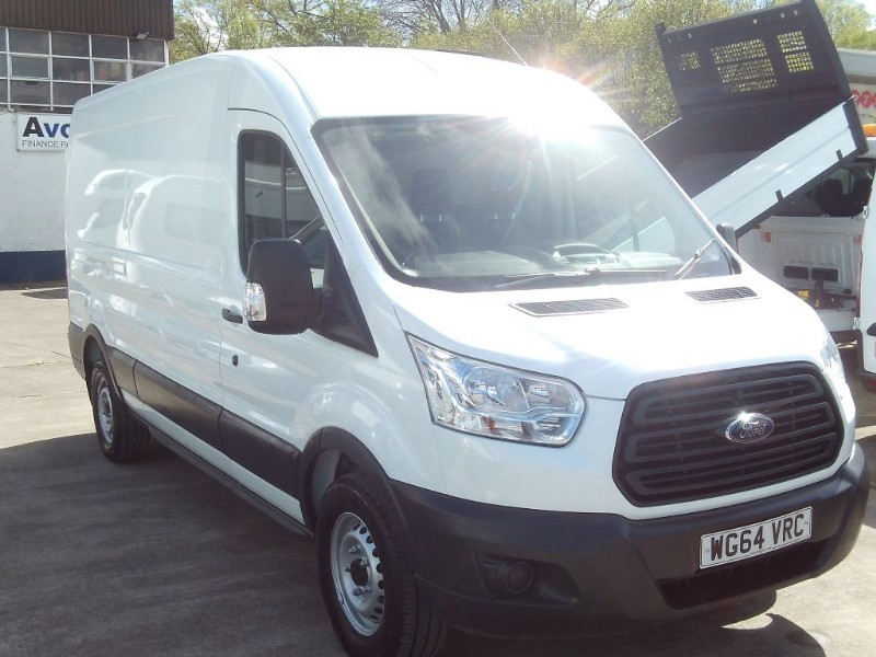 used Ford Transit 350 L3H2 AWD 4X4 in bristol