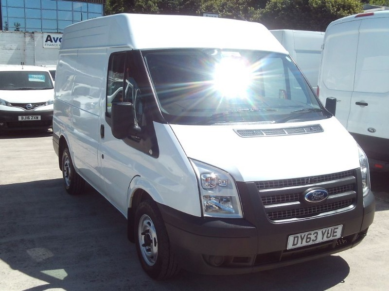 used Ford Transit 260 in bristol