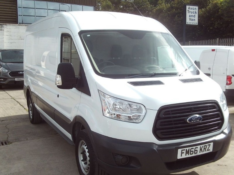 used Ford Transit 350 L3 H2 P/V in bristol