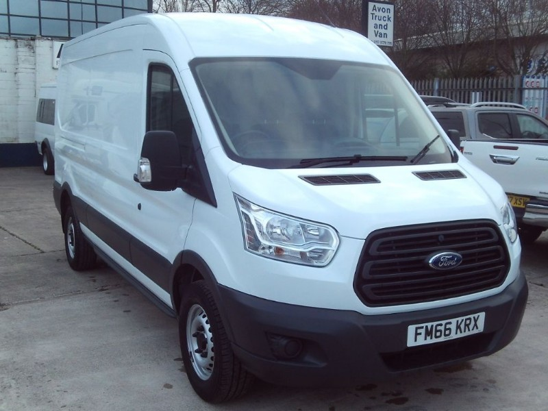 used Ford Transit 350 SHR P/V in bristol