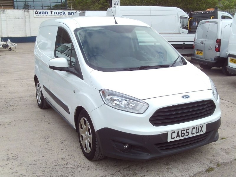 used Ford Transit COURIER TREND TDCI in bristol