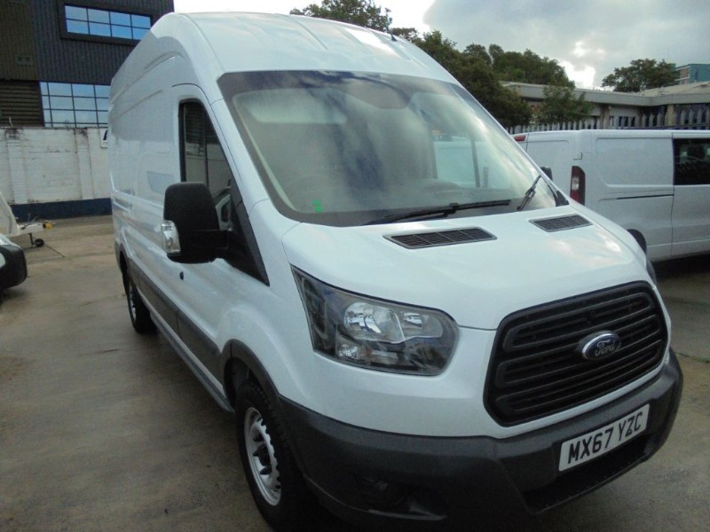 used Ford Transit 350 L3 H3 P/V  in bristol