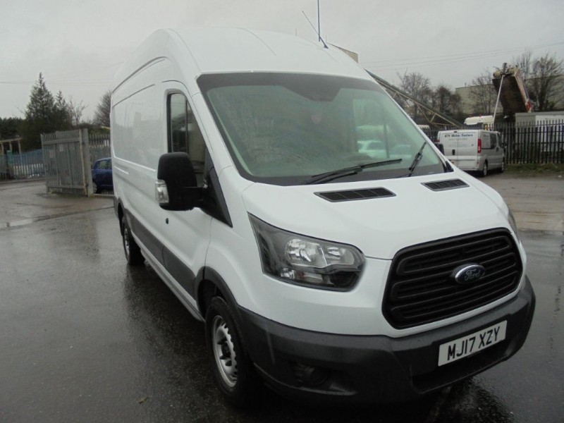 used Ford Transit 350 L3 H3 P/V DRW in bristol
