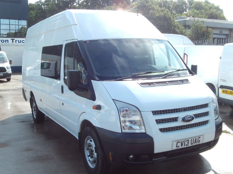 used Ford Transit 350 TREND H/R UTILITY in bristol